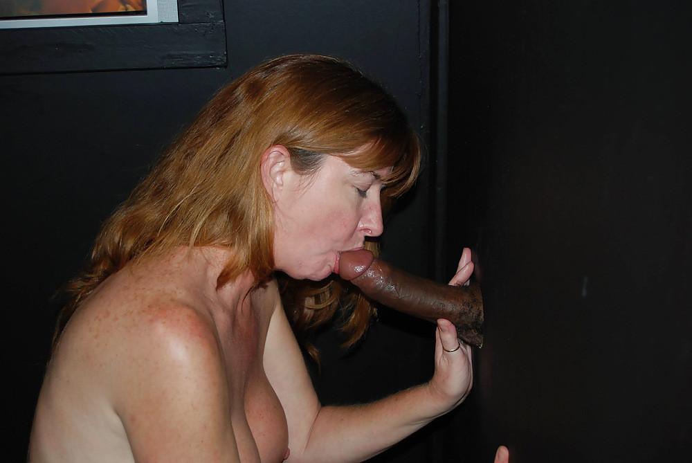 Amateur black girl gloryhole