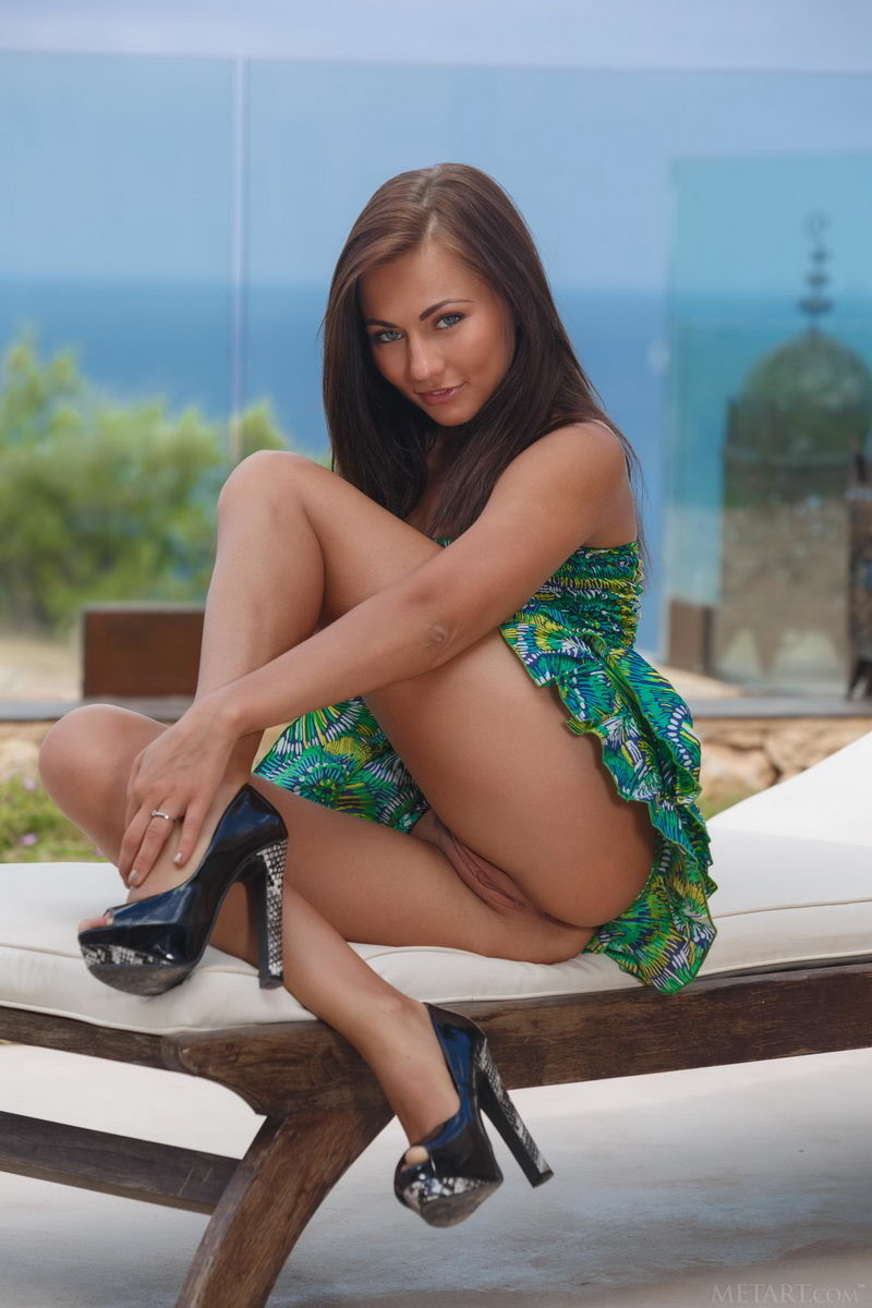 Upskirt katya santos tennis player nip