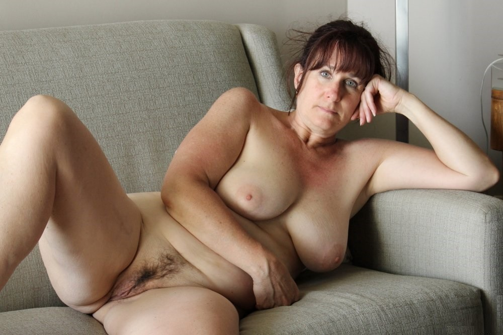 Mature nude women together