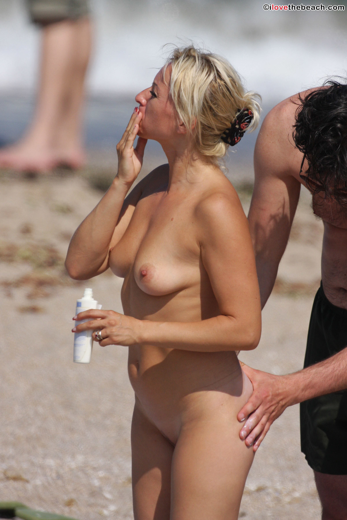 Celebs Nude At Beach
