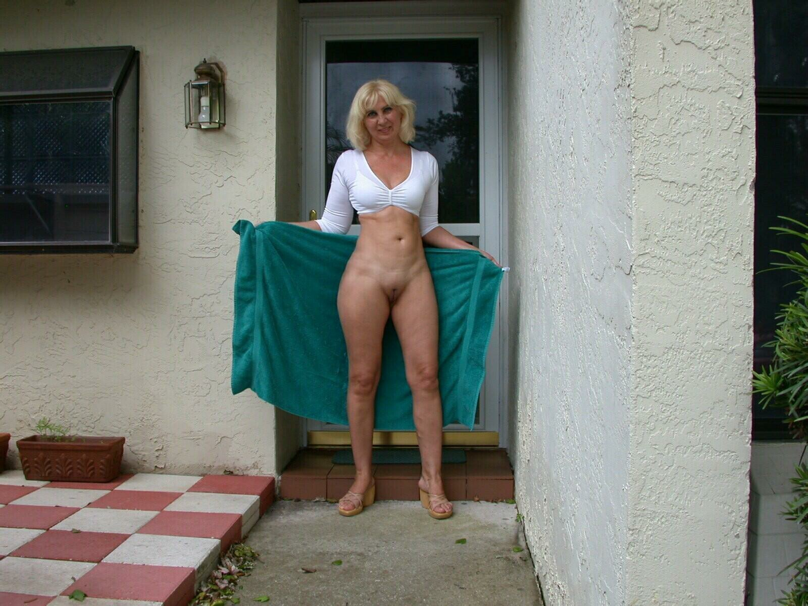 Mature neighbor gallery post — 1