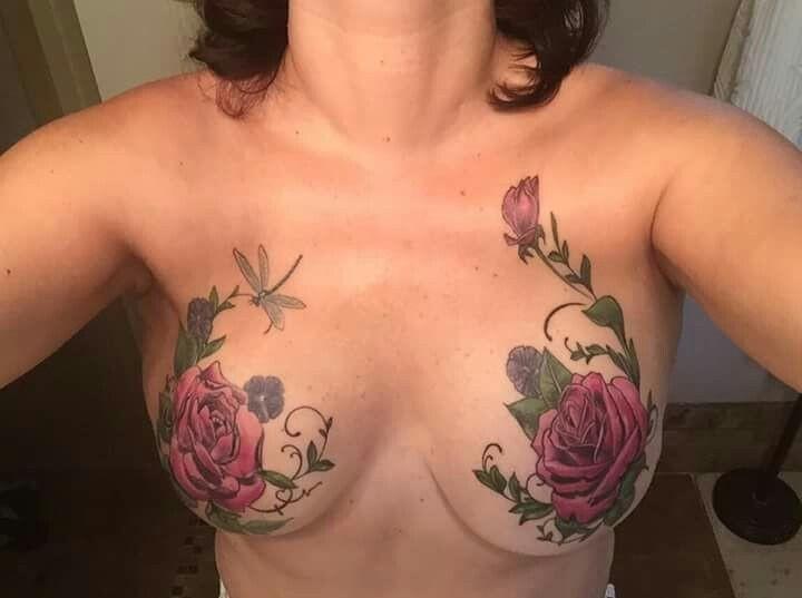 Tattoo rose on boob, sophie ellis baxter upskirt photo