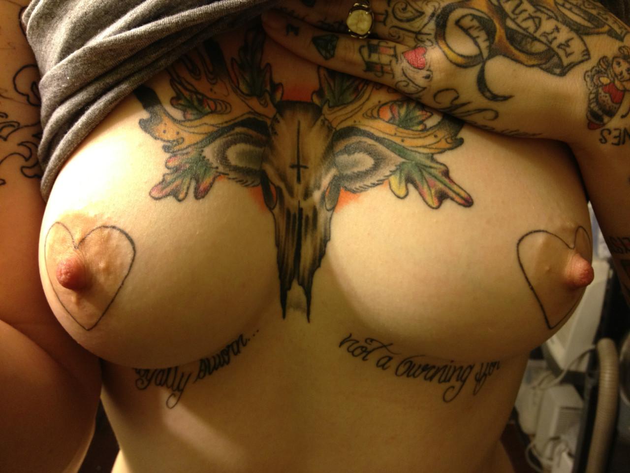 Tattoos for girls on tits, asian pornstar calendar