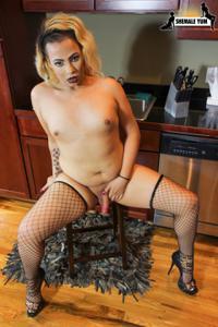 Транссексуалы любители - фото #22