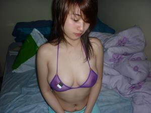 Интимные моменты из жизни молодой китаянки - фото #1