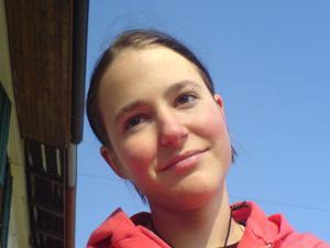 Одинокая немецкая студентка - фото #39