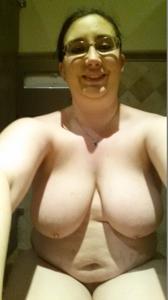 Пухлой даме хочется побыть блядью - фото #3