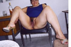 Толстая мексиканская сучка - фото #1