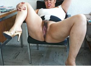 Толстая мексиканская сучка - фото #11