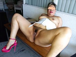 Толстая мексиканская сучка - фото #15