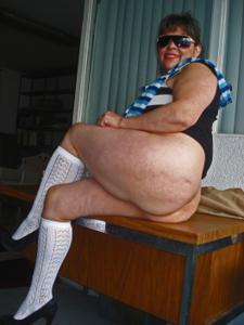 Толстая мексиканская сучка - фото #17