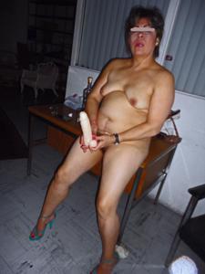 Толстая мексиканская сучка