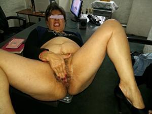 Толстая мексиканская сучка - фото #25