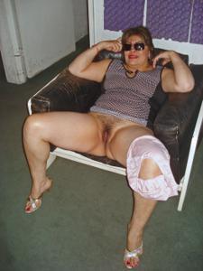 Толстая мексиканская сучка - фото #37