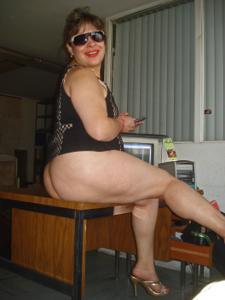 Толстая мексиканская сучка - фото #4