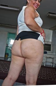 Толстая мексиканская сучка - фото #43