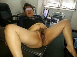 Толстая мексиканская сучка - фото #44