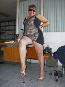 Толстая мексиканская сучка - фото #45