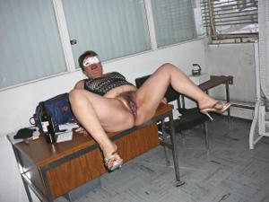 Толстая мексиканская сучка - фото #48