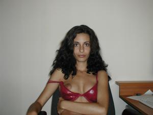 Худая красотка Адриана - фото #26