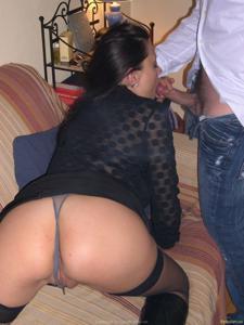 Из всех видов секса она предпочитает ганг банг - фото #28