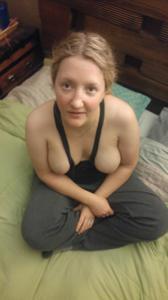 Блондинка пососушка - фото #4
