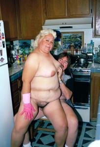 Пожилые толстухи - фото #2