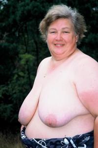 Пожилые толстухи - фото #44