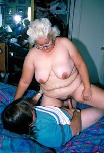 Пожилые толстухи - фото #5