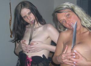 Бисексуальные подружки - фото #23