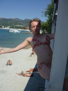 Мариана в бикини - фото #4