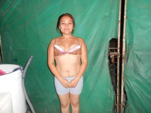 Мексиканка топлесс - фото #1
