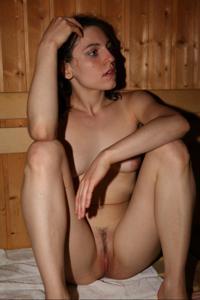 Голые девушки в сауне - фото #1