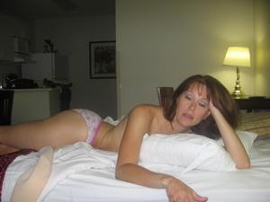 Интимные фото американки Шарлотты - фото #14