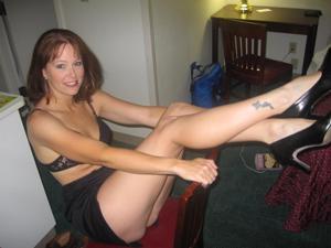Интимные фото американки Шарлотты - фото #24