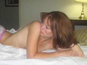 Интимные фото американки Шарлотты - фото #26