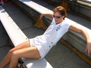Интимные фото американки Шарлотты - фото #5