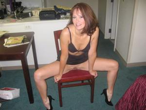 Интимные фото американки Шарлотты - фото #7