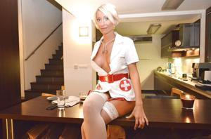 Потрясающая немецкая милфа - фото #16