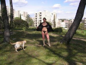 Француженка и ее муж фут фетишист - фото #46