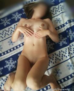 Русская баба кайфует от секса с другом - фото #35