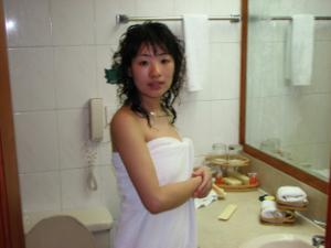 Секс с волосатой азиатской девушкой - фото #19