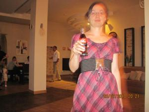 Марта пришла домой подвыпившая - фото #2