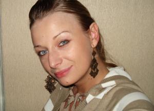 Хорошая грудь приятной блондинки - фото #37
