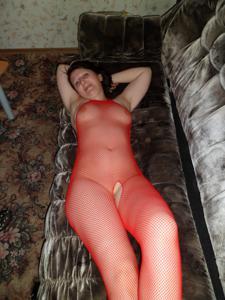 Зрелая жена в баньке и не в баньке - фото #24