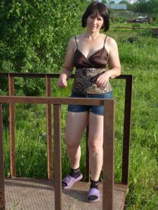 Зрелая жена в баньке и не в баньке - фото #41