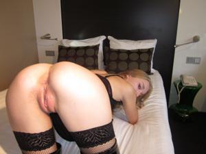 Хорошенькая блондинка из Нидерландов - фото #6