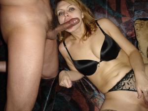 Миниатюрная женщина любит хардкор - фото #27