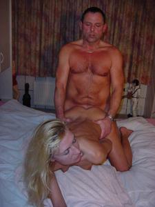 Взрослая пара занимается сексом - фото #20