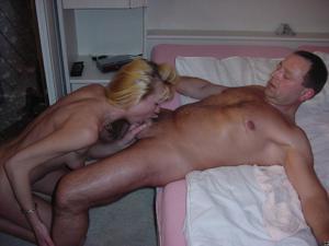 Взрослая пара занимается сексом - фото #33